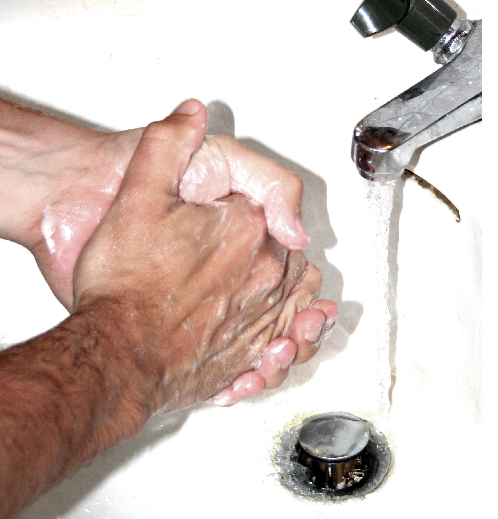 panic-attack-remedies-at-home-wash hands
