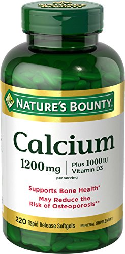 Nature's Bounty Calcium
