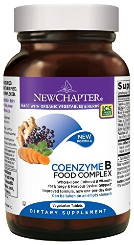 New Chapter Vitamin B Complex